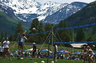 Renovations to Ford Park in 2014 will bring full-size volleyball, lacrosse, soccer and softball fields to the popular Vail recreation area.