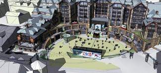 Solaris Plaza will be the site of the opening ceremonies for the 2015 World Alpine Ski Championships, which begin in February. Event organizers moved the opening ceremonies and other events from Golden Peak to Solaris in order to accommodate more people. A side benefit is that that opening ceremonies will be free to the public.