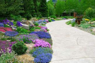 vail s betty ford alpine gardens named must see vaildaily. Cars Review. Best American Auto & Cars Review