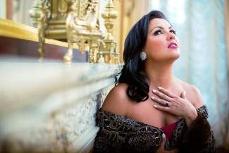 Anna Netrebko will return to town for a show at the Vilar Center on Feb. 5. Netrebko is a Russian operatic soprano who holds dual Russian and Austrian citizenship and currently resides in New York City.