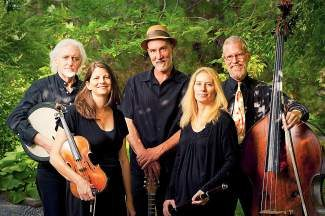 Boulder band Colcannon Irish Ensemble plays a free show at Nottingham Park tonight.