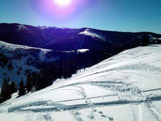 Vail Mountain opened Sun Up and Sun Down bowls Thursday, bringing its total amount of open terrain to about 2,000 acres.