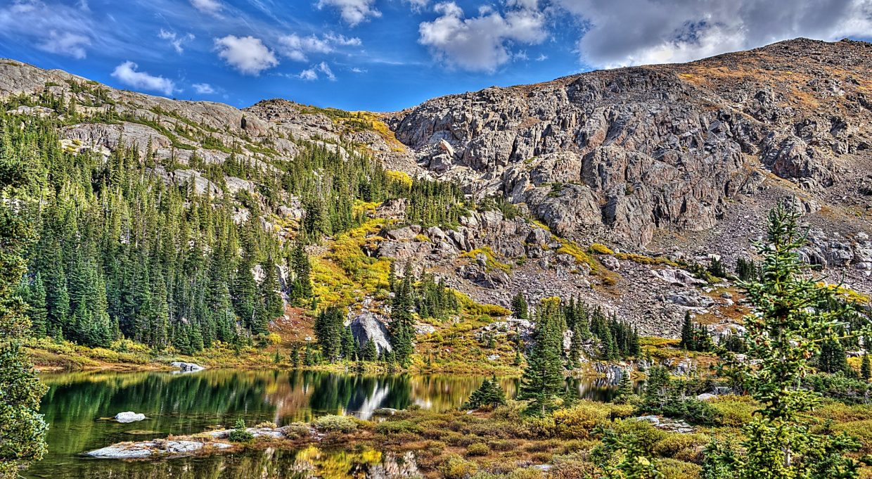 Backcountry swimming holes: Five alpine lakes near the Vail Valley