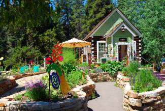 Marvelous Special To The Weekly |. The Betty Ford Alpine Gardens ...