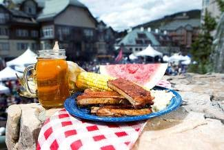 The 11th annual Blues, Brew and BBQ Festival is May 24-26 in Beaver Creek. As the unofficial launch of summertime in the mountains, top barbecue chefs from around the state join local chefs in serving up mouth-watering barbecue complemented by thirst-quenching microbrews at one of the largest Colorado microbrewery beer tastings.