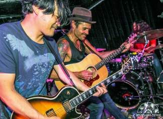 Local band Bonfire Dub plays a free show at Little Beach Amphitheater in Minturn Thursday.