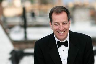 Tony Award-winner Ted Sperling conducts the New York Philharmonic's first-ever Broadway Night at Bravo! Vail tonight.