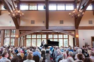 Bravo! Vail's Silver Oak and Twomey Series concerts take place tonight and Thursday at the Donovan Pavilion in Vail.
