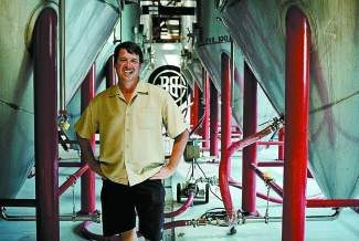 Todd Usry is the brewmaster and oversees all brewing, packaging, distribution, sales, and marketing at Breckenridge Brewery, as well as serves as the president of the Colorado Brewer's Guild.