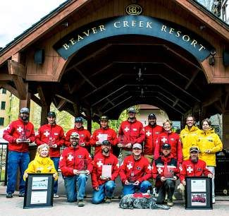 "Beaver Creek Ski Patrol and the Mountain Safety Team were awarded the ""Best Overall Safety Award"" from the National Ski Areas Association earlier this month. It's the resort's 11th industry safety award presented by NSAA."