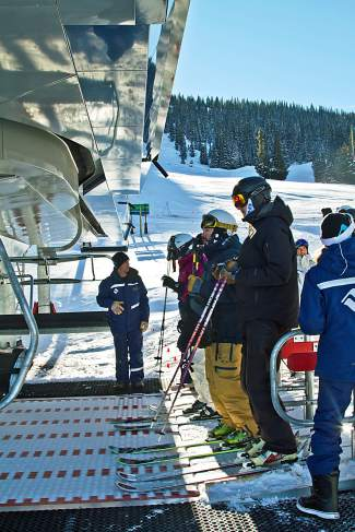 Good reviews for vail s chair 4 for Chair 4 cliffs vail
