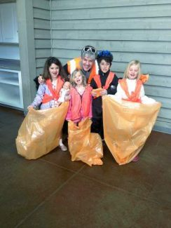 Team TV8 joined more than 900 volunteers in clearing 12 tons of trash from Eagle County's highways during last spring's Community Pride Highway Cleanup presented by Vail Resorts Echo. Join the Eagle River Watershed Council event this year on Saturday.