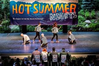 Colorado's hippest dance crews compete on Tuesday at the third annual 8150 Urban Dance Challenge as a part of the Vail International Dance Festival and The Bud Light Hot Summer Nights Concert Series.