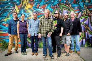Dark Star Orchestra was formed in 1997 in Chicago by John Kadlecik (who portrayed Garcia) and keyboardist Scott Larned (keyboards). A large number of other musicians passed through the group in its early years, but several of the current members — Rob Eaton (as guitarist/singer Bob Weir), Dino English (as drummer Bill Kreutzmann), Rob Koritz (as drummer Mickey Hart) and Lisa Mackey (as singer Donna Jean Godchaux) — have been in Dark Star Orchestra for more than a decade.