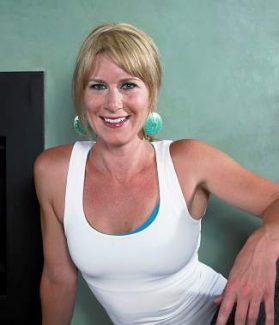 """Longtime yoga teacher, Amy Baker, will be holding a """"5 Fridays Advanced Asana"""" series at Dogma Athletica starting June 13."""