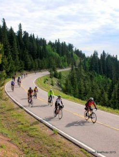 Thousands of riders ride the 120-mile Triple Bypass bike tour every year from Evergreen to Avon, but few attempt the Double Triple, which brings riders back the way they came the following day.