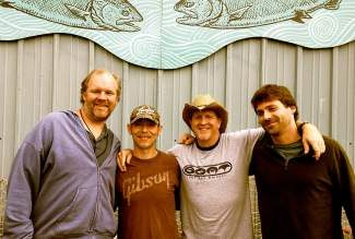 The Dead Phish Orchestra plays at the Vail Ale House in West Vail tonight at 10 p.m. The cover is $10. The band blends music from, yep, you guessed it, Phish and Grateful Dead.  Call 970-476-4314 to learn more.