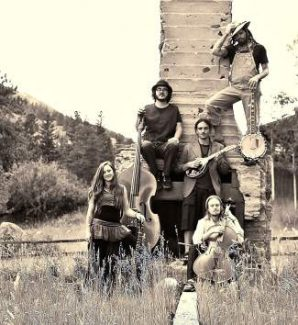 """Five-piece Nederland band Gipsy Moon will perform at the Minturn Concert Series tonight at 6 p.m. at Little Beach Amphitheater in Minturn. The band performs what they've dubbed """"Gipsygrass."""" """"Soothing harmonies, raging solos and dirt encrusted bass lines bring an old time style into an exciting new dimension,"""" according to the band's press release.  The show is free. After the concerts, the fun continues with the After the Beach parties sponsored by Mountain Beverage and Coors in town at Magustos. Catch Gipsy Moon playing with Jake Wolf at the Vail Ale House at 10 p.m. for a free show."""