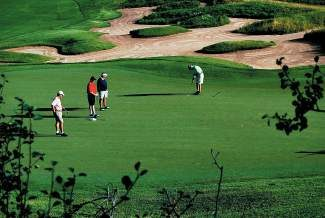 The Eagle Ranch Golf Course, the largest single amenity at the subdivision, is expected to bring in $978 million, but cost $1.4 million to operate in 2014.