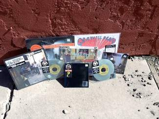Record Store Day is held on the 3rd Saturday of April, when hundreds of highly collectible limited edition vinyl pieces are available to purchase. Eagle Valley Music & Comics in Minturn is hosting the annual event on Saturday from 10 a.m. until close.