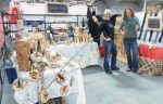More than 50 vendors will be on hand for Saturday's seventh annual Winter Market and Holiday Fair in the Eagle River Center.