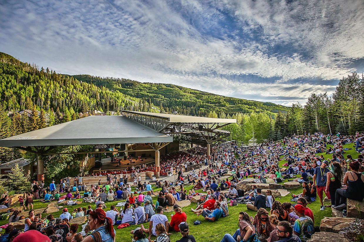 Ed Fest Moves To New Home At Gerald R Ford Amphitheater