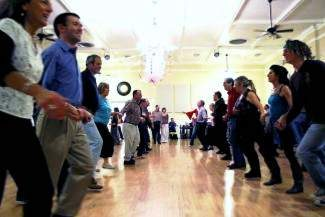 Glenwood Sprngs' monthly contra dance is planned Saturday, May 3 from 7 p.m. to 10 p.m. at Glenwood Springs Elementary.