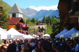 Gourmet on Gore's Open-Air Tasting returns to Vail Village Aug. 30, 31 and Sept. 1. Admission to the open-air tasting is free and open to the public.