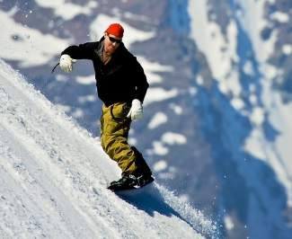 Dr. Tom Hackett, snowboarding in Chile, is the chief physician of U.S. Snowboarding's Olympic team for the Sochi Games. Hackett is an orthopedic surgeon at Vail's reowned Steadman Clinic.