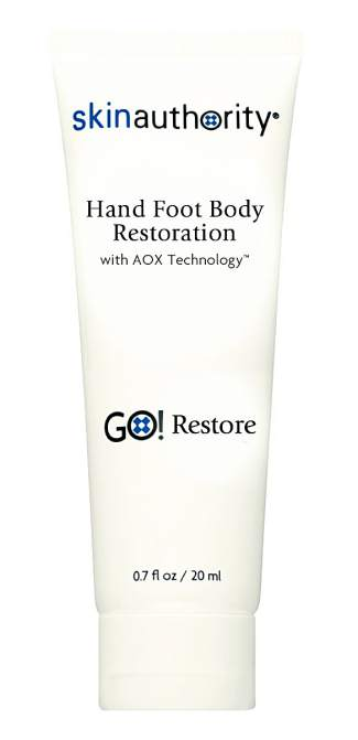 Skin Authority Hand Foot Body Restoration ($10.50-$65, The Ritz-Carlton, Bachelor Gulch in Beaver Creek or Elements, A Day Spa in Eagle).
