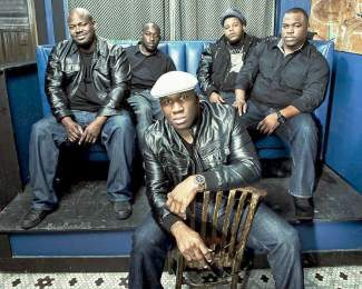 Big Sam's Funky Nation bring its blend of urban funk, jazz and rock to the Hot Summer Nights free concert series on Tuesday, July 8 to the Ford Amphitheater in Vail.