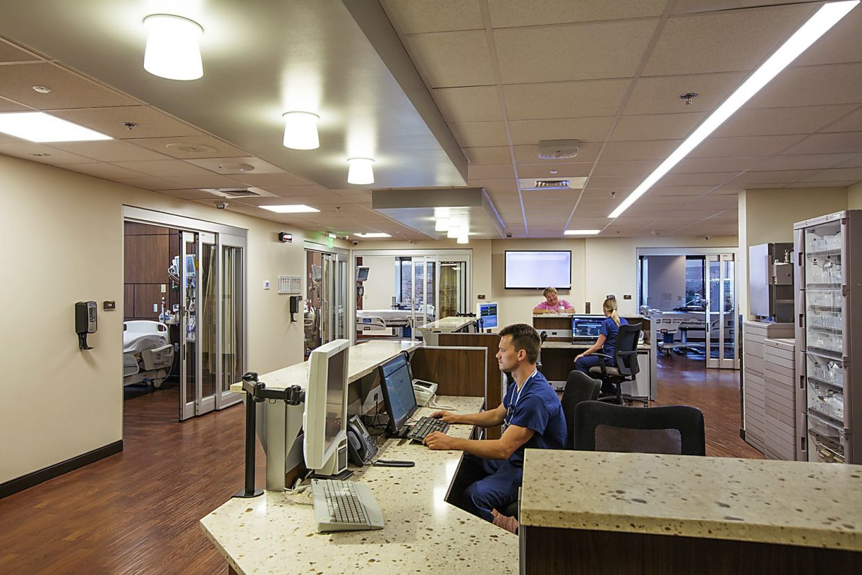 Vail Valley Medical Center Opens New Icu Vaildaily Com