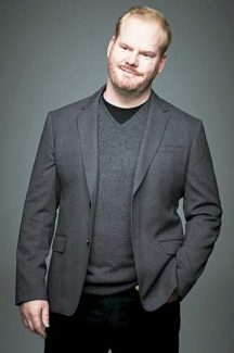 Stand-up comedian Jim Gaffigan brings laughs to the Vilar Center on Sunday.