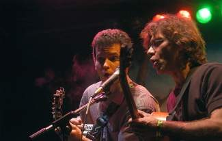 Frank & Vinny —Frank Vignolo and Vinnie Raniolo — perform for the first time in Vail tonight in Lionshead.