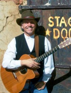 Celtic fingerstyle guitarist, Jerry Barlow, comes to the Vail Library for a special concert  Wednesday.