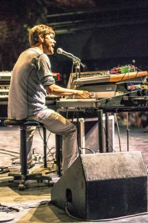 Kyle Hollingsworth, the keyboard player for String Cheese Incident, plays a free show in Vail Tuesday for the second-to-last Hot Summer Nights concert of the season.