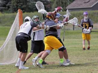 The 42nd Vail Lacrosse Shootout in Vail continues today. For complete scheduling info, visit vaillacrosse.com.