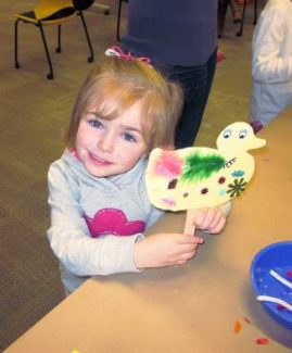 As part of the Week of the Young Child, Vail Public Library is hosting a Birthday Party for 4-Year-Olds on Thursday at 4 p.m. Four years old are invited to come celebrate their collective birthdays.