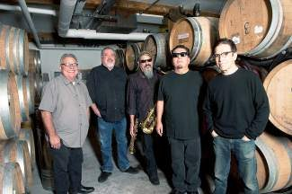 "Los Lobos' first album, ""Just Another Band from East L.A.,"" debuted in 1978, and the group has been nonstop ever since. Perez, the band's drummer, once called their powerhouse mix of rock, Tex-Mex, country, folk, R&B, blues and traditional Spanish and Mexican music ""the soundtrack of the barrio."""