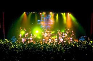 The Motet will perform hits from 1980 at the Vilar Center's Halloween show slated for Oct. 30.