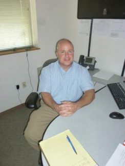 Rich Molinari is the new manager of Eagle County Animal Services, which is based near the county fairgrounds in Eagle.