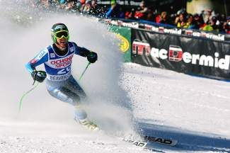 Ted Ligety and company will have to hold up for a day for Birds of Prey downhill training. Today's training run was canceled on Monday because not all of the teams have arrived from Alberta due to a snowstorm.