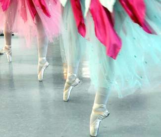 """Since early September, the 21 Vail Youth Ballet Company dancers, younger students from Vail Valley Academy of Dance and members of the community have been rehearsing for the Friends of the Dance biennial """"Nutcracker."""""""