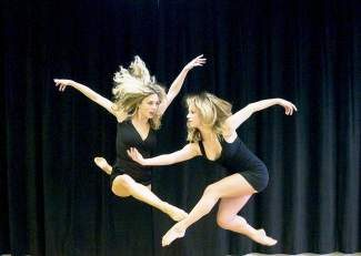 Parsons dance company blends athleticism and elated movements in a mixed repertoire of dance.