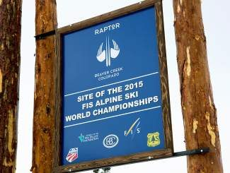Women's World Cup racing is coming to Beaver Creek next week on the Raptor.