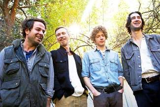 American folk rock band Dawes will perform in Beaver Creek as part of the Rendezvous Music Festival in Beaver Creek Sept. 19 and 20.