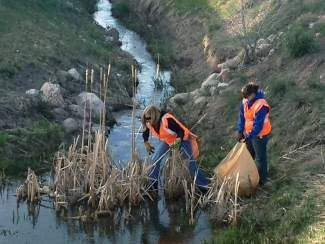 Nearly 350 volunteers are expected to help care for local waterways in the 20th annual Eagle River Cleanup on Sept. 13.