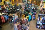 Transition Sports' show room is seen in Avon on Thursday. Transition Sports has the most extensive collection of consigment sporting goods in the Vail Valley. the company also provides new gear ranging from snowsports to skate supplies.