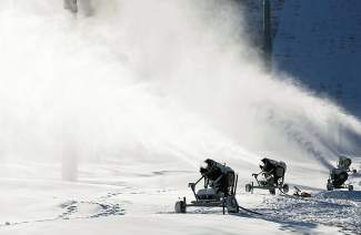 Snowmaking, once relegated to hills frequented by lowland landlubbers, has become one of Colorado's key economic catalysts.