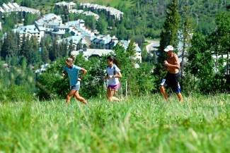 The Summer Solstice Trail Run on Saturday in Beaver Creek includes a 5K, a 10K as well as a kids' 1K. The race benefits the Vail Valley Charitable Fund.